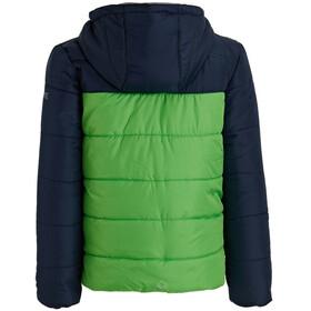 Regatta Lofthouse II Jas Kinderen groen/blauw